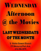 Icon of the event Wednesday Afternoon @ the Movies