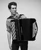Icon of the event Soundstreams Salon 21 at the Library: Squeezebox Accordion Virtuoso
