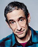Icon of the event Critical Crossroads with Douglas Rushkoff