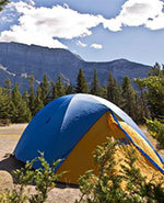 Icon of the event Learn to Camp with Parks Canada