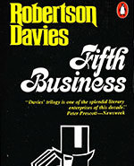 Icon of the event Great Books:  Robertson Davies - Fifth Business