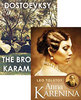Icon of the event Great Books - The Brothers Karamazov, Anna Karenina, Three Sisters and more