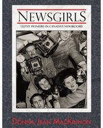 Icon of the event East End Writers' Group presents Newsgirls: Gutsy Pioneers in Canada's Newsrooms