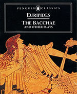 Icon of the event The Bacchae: A Study in Beauty and Terror with Professor Frederick Sweet.