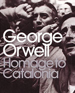 Icon of the event George Orwell's Homage to Catalonia