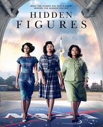 Icon of the event Adult Afternoon Movie: Hidden Figures
