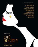 Icon of the event North York Central Library Film Club - Cafe Society