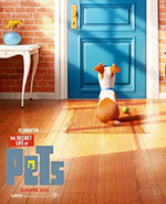 Icon of the event P.A. Day: Family Movie Night - The Secret Life of Pets