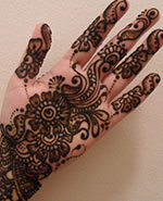 Icon of the event UPDATED TIME CHANGE: Get Inspired: Mehndi Henna Workshop