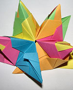 Icon of the event Asian Heritage Month Origami Craft for Adults
