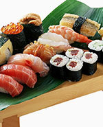 Icon of the event Sushi 101