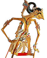Icon of the event Wayang Kulit - Javanese Puppet Show