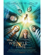 Icon of the event Afternoon at The Movies, Film and Discussion: A Wrinkle in Time