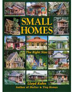 Icon of the event Small Homes: The Right Size with Author Lloyd Kahn