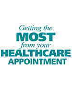 Icon of the event Getting the MOST from your Healthcare Appointment