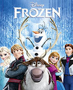 Icon of the event Family Movie Night: Frozen