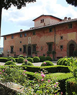 Icon of the event Historical Gardens of Tuscany