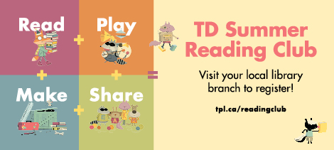TD Summer Reading Club