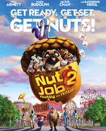 Icon of the event The Nut Job 2: Nutty by Nature Screening