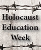 Icon of the event Holocaust Education Week featuring E. Graziani