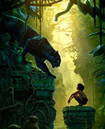 Icon of the event Family Movie Night: The Jungle Book