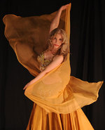 Icon of the event Quintessential Bellydancing with Evyenia Karmi