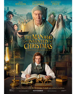 Icon of the event Adult Afternoon Movie: The Man Who Invented Christmas (2017)