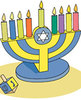 Icon of the event Hanukkah Party!