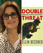 Icon of the event Author Visit: Ellin Bessner on her book Double Threat