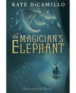 Icon of the event Malvern Family Book Club - The Magician's Elephant