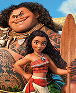 Icon of the event Family Movie Night: Moana