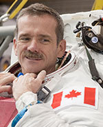 Icon of the event Think Like an Astronaut: Chris Hadfield