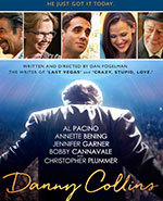 Icon of the event Afternoon Movie: Danny Collins
