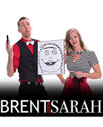 Icon of the event Magicians Incredibrent & Super Sarah
