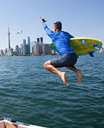 Icon of the event Toronto: A swimmable, drinkable, fishable water city