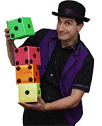 Icon of the event Magic Show with Wonder Phil the Magic Guy