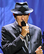 Icon of the event Ladies and Gentlemen...Leonard Cohen
