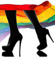 Icon of the event World Pride Week Celebration: Stilettos on the Move, a Fashion Show