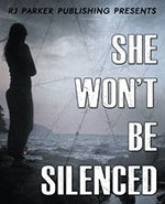 Icon of the event She Won't Be Silenced with Author Lisa Freeman
