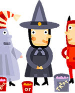 Icon of the event Family Time: Spooky Halloween