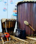 Icon of the event Ubuntu Drum and Dance Ensemble Present: The History of Haiti