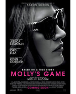 Icon of the event October Movie @ Palmerston: Molly's Game
