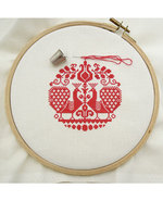Icon of the event Cross Stitching with Caitlin