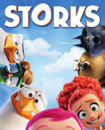 Icon of the event P.A. Day Family Film: Storks