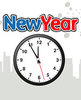 Icon of the event New Year's at Noon!
