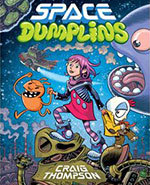 Icon of the event Meet Graphic Novelist Craig Thompson and the Space Dumplins