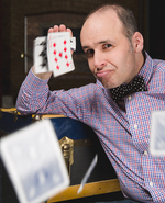 Icon of the event Magician Jason Palter