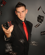 Icon of the event Magician Kyle Livingston