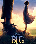 Icon of the event Family Movie Night - The BFG