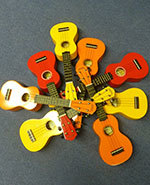 Icon of the event The Daily Ukulele - Week of October 11th